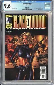Black Widow #1 CGC 9.6 WP 1999 3798457022 1st Yelena Belova Variant Wraparound