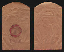 1920's Rare T. EATON'S Department Store Vintage Paper Bag Old Toronto Canada