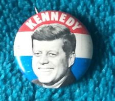 J F KENNEDY PIN BADGE FOR PRESIDENTIAL CAMPAIGH, 1960's
