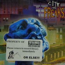 City of Freaks(CD Album)De Programming The Masses-41 Records-91005 2-US-VG