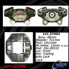 Centric Parts 141.37002 Front Left Rebuilt Brake Caliper With Hardware