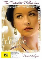[BRAND NEW] DVD: DEATH DEFYING ACTS: CATHERINE ZETA-JONES: GUY PEARCE
