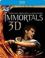 Immortals (3D/ Blu-ray + Digital Copy)
