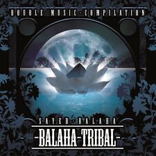 BELLYDANCE-Sayed balaha-balaha TRIBAL (2 CD set)