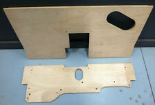 Ford 3 Window / 3W Coupe Wood Front Floor Floorboard 32 1932