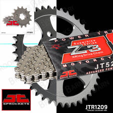 Hon NSR250 R2J,R4J JT 520 Z3 X-Ring Silver Chain & Sprocket Kit (15/41T)