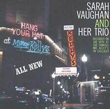 Sarah Vaughan - At Mister Kelly's (NEW CD)