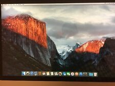 iMac (21.5-inch, Late 2009) - 3.06 GHz Intel Core 2 Duo.  4 GB RAM 500GBHD