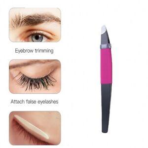 Eyebrow Tweezer  Hair Beauty Fine Hairs Puller Slanted Eye Brow Clips Removal