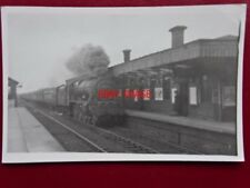 PHOTO  LMS ROYAL SCOT LOCO NO 46138 THE LONDON IRISH RIFLEMAN