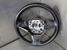 BMW E60 E61 2004-2010 530d LCI M-sport steering wheel minimal wear 6023391