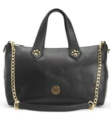 JUICY COUTURE HOLLYWOOD LEATHER SATCHEL. Retails $298 NWT