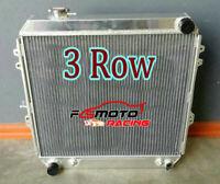 3 CORE For TOYOTA HILUX RN80 3.0L V6 PETROL 1988-1996 AT/MT ALUMINUM RADIATOR