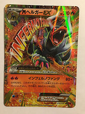 Pokemon Card / Carte M Demolosse EX Holo 010/059 RR XY8 1ED