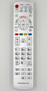 Ersatz Fernbedienung für Panasonic N2QAYB001010TV Fernseher