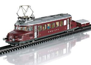 "Märklin H0 37869 Triebwagen RCe 2/4 Roter Pfeil der SBB ""mfx+ / Sound"" NEU + OVP"