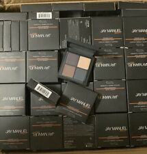 LOT 30 Jay Manuel Intense Color Eyeshadow Quad CRAVE .05oz NEW BOX Wholesale