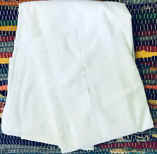 Medici Collection By Ewc Unisex Fit Plus Size 4X White Medical Scrub Pants