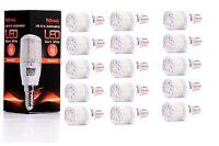 15X E14 LED Lampe von Seitronic mit 3 Watt, 240LM und 48LEDs - Warm weiß 2900K