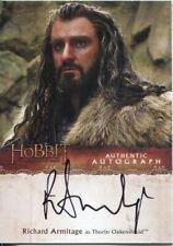 The Hobbit The Desolation Of Smaug Autograph Richard Armitage