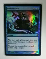 1x Misdirection FOIL Near Mint English Magic the Gathering MTG Conspiracy