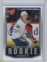 ANTON STRALMAN ROOKIE Card 2007 2008 UPPER DECK VICTORY NHL HOCKEY #297 NM/MINT