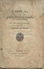 POLITICA_ECONOMIA_STATISTICA_POPOLAZIONE EUROPEA_MILITARIA_NAPOLEONE_PADOVA_1814