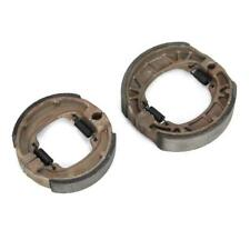 FRONT & REAR DRUM BRAKE SHOES PADS for YAMAHA PW80 PY80 PEEWEE Y-ZINGER BIKE