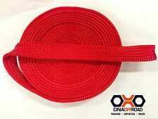 Winch rope protective sleeve for 8, 9,10,11,12mm dyneema and others 2M length