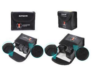 DJI Mavic Air Drone LiPo Safe Battery Safety Bag Case Fire Resistant