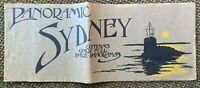 c1912 PANORAMIC SYDNEY - many huge panoramic photos - free shipping w/wide