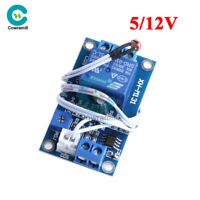 XH-M131 5V/12V Photoresistor Relay Module Light Control Switch Detection Sensor