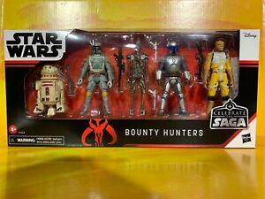 Star Wars - Celebrate the Saga - Bounty Hunters