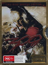 300 - Action - 2 Disc Special / Limited Edition - Steel Slip Case - NEW DVD