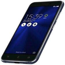"ASUS ZENFONE 3 DUAL SIM 5.2"" OCTA CORE 64GB RAM 4GB 4G LTE ITALIA BLACK"