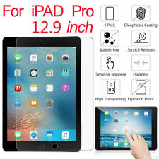 "For Apple iPad Pro 12.9"" Premium Tempered Glass Screen Protector Film Guard GH"