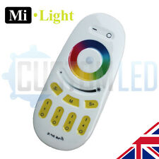 Milight RGB RGBW 2.4G 4 Zone wifi RF led strip Remote Controller 5050 2835