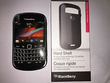 Original Blackberry Hard shell Case Cover Bold 9900 9930 Black ACC-38874-301/101