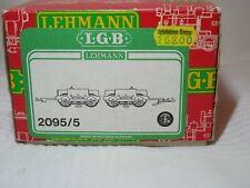 LGB Zwei Antriebseinheiten für Diesellok 2095, unbenutzt, wie neu