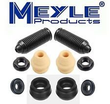 Audi VW Meyle Front Strut Mounts Bearings Nuts and Boots KIT 10PC. L&R