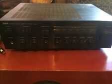 VINTAGE RARE YAMAHA NATURAL SOUND STEREO AMPLIFIER MODEL A-520 D1