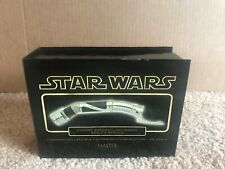 Star Wars Master Replicas Mini Lightsaber .45 Scaled Count Dooku Sw-307