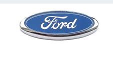 Ford Logo Bonnet Emblem Badge Escort Mondeo Fiesta Focus 115m/45