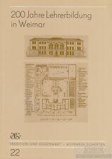 200 Jahre Lehrerbildung in Weimar: Saupe, Paul