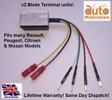 "Renault Megane Electric Window Module Unit ECU Replacement ""Blade Terminals"""