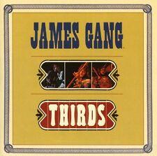 James Gang - Thirds [New CD]