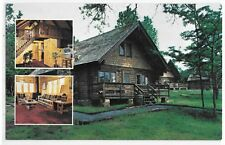 Lake Heritage Chalet Log Home Heritage Campgrounds Christian Retreat Postcard