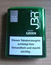 5 x 10g JBR Wintergreen Snuff von Pöschl Schnupftabak
