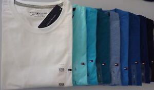 NWT Tommy Hilfiger  Man Crew Neck Classic Fit T-Shirt  S M L XL 2XL