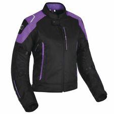 Women's Motorcycle Jacket > Oxford Girona 1.0 Waterproof CE - Black / Purple